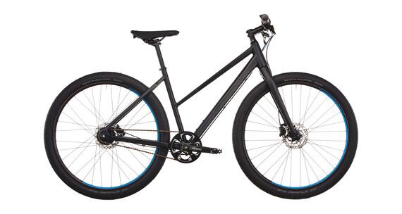 Cube Hyde Pro - Vélo de ville Femme - Trapez noir